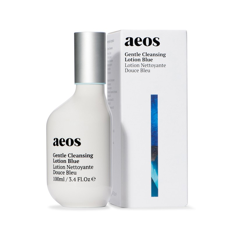 AEOS Gentle Cleansing Lotion (Blue)